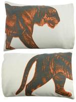 Thomas Paul Tiger Pillow Cases (Set of 2)