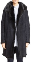 Joseph Women's 'Anais' Genuine Toscana Shearling Coat