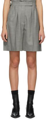 Max Mara Grey Ondina Shorts