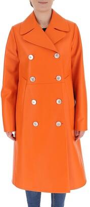 Prada Double Breasted Coat
