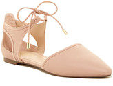 Franco Sarto Shaker Lace d&Orsay Flat - Wide Width Available