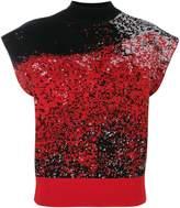 Vejas printed tank top