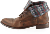 Rogue Lace-Up Boot, Brown