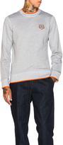 Kenzo Melange Molleton Sweater