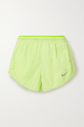 Nike Tempo Lux Dri-fit Shorts - Bright green
