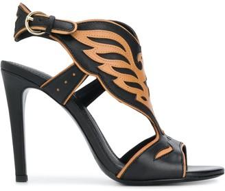 Ash Galaxy 110mm sandals