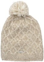 Coal Women's One Size the Sophie Cable Beanie with Pom