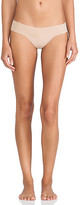 Hanky Panky Bare 'Eve' Thong in Beige. - size L (also in S)