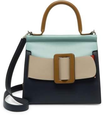 Boyy Karl Colorblock Leather Handbag