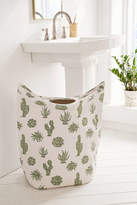 Urban Outfitters Cactus Standing Laundry Bag Hamper