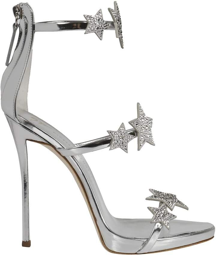Giuseppe Zanotti Star Strap Sandals