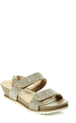 VANELi Hube Quarter Strap Wedge Sandal