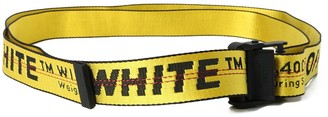 Off-White Industrial Mini Logo Tape Belt