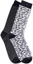 Scotch & Soda 2-Pack Yarn Dyed Socks