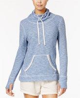 Lucky Brand Brushed Terry Pajama Sweatshirt