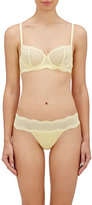 Cosabella WOMEN'S DOLCE UNDERWIRE BRA-YELLOW SIZE 34 DCP
