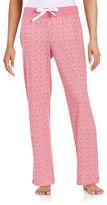 Nautica Cotton Drawstring Pajama Pants