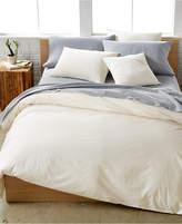 Calvin Klein Washed Essentials Color Wash Queen Comforter Set Bedding