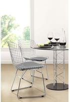 ZUO Wire Chair Chrome Frame (Set of 2)
