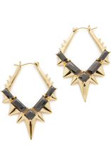 Noir Below Zero Earrings