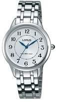 Lorus Watches Ladies Watch XS Classic Analogue Quartz Stainless Steel RG251JX9