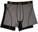 adidas Sport Performance ClimaLite 2-Pack Boxer Brief Men's Underwear