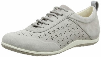 Geox Women's D Vega B Low-Top Sneakers