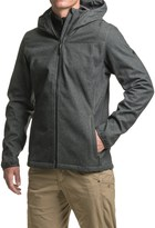 adidas Luminaire Hooded Jacket - Soft Shell (For Men)