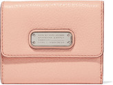 Marc by Marc Jacobs Textured-leather wallet