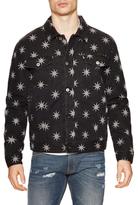 Love Moschino Stars Print Denim Jacket