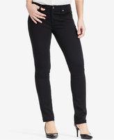 Lauren Ralph Lauren Super-Stretch Modern Curvy Straight-Leg Jeans