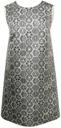 Gucci Grey Polyester Dresses