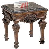 Signature Design by Ashley Dark Brown Casa Mollino Square End Table