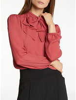 Somerset by Alice Temperley New Bow Blouse