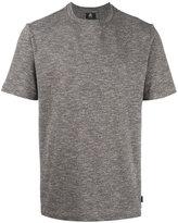 Paul Smith heather pattern T-shirt - men - Cotton - S