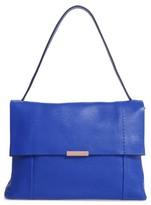 Ted Baker Proter Leather Shoulder Bag - Blue