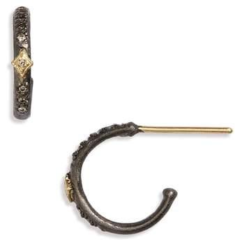 Armenta Crivelli Blackened Sterling Silver Earrings