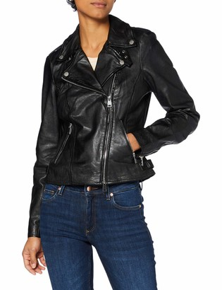 Freaky Nation Women's New Undress Me-FN Leather Jacket