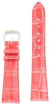 David Yurman 18mm Alligator Watch Strap