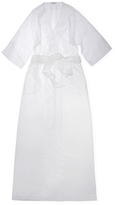 La Perla Surplice Neck Robe