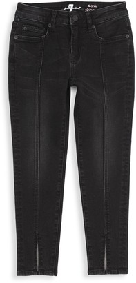 7 For All Mankind Little Girl's & Girl's Ankle Skinny Jeans