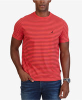 Nautica Men's Striped Crew-Neck T-Shirt