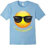 Birthday Emoji Gift Shirt For Boys