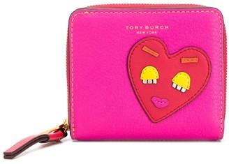 Tory Burch Perry patchwork bi-fold wallet