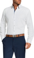 TAROCASH Antonio Textured Shirt