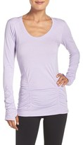 Zella Women's 'Z 6' Long Sleeve Tee