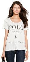 Polo Ralph Lauren Flagship Scoopneck Tee