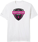 Under Armour Power In Pink Tee