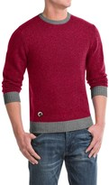 Southern Proper Let-Her Sweater - Lambswool, Crew Neck (For Men)