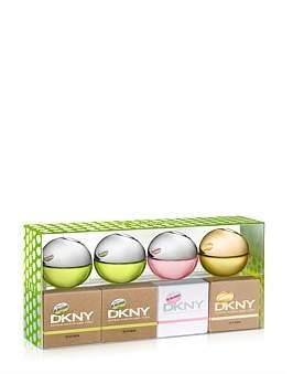 Donna Karan Dkny Be Delicious 4 x 7Ml Set